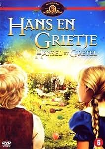 Hänsel & Gretel (EU-Import mit deutschem Originalton)