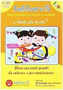 Sabbiarelli 100al0544-Álbum Invitaciones a la Fiesta