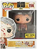 Walking Dead - Figurine Pop de Carol Peletier Bloody Exclusif