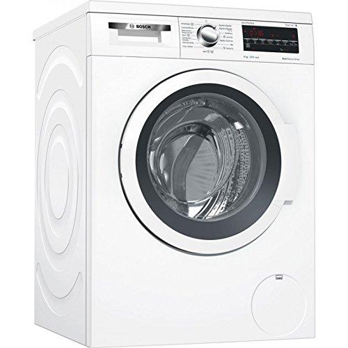 Bosch série 6 wuq24468es transfert chargement frontal de chargement 8 kg 1200 tours/min A + + Blanc Machine à laver