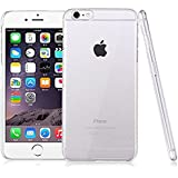 ApeCases® Branded Ultra Thin Transparent Hard Back Case Cover For APPLE IPHONE 6/6S