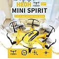 Wildlead JJRC H20H Nano Hexacopter 2.4G 4CH 6Axis Höhe Halten Headless Modus von Wildlead