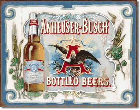 anheuser-busch-bottled-beers-metal-sign