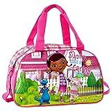 Disney Doctora Juguetes Bolsa de Viaje, 22 Lt, Color Rosa
