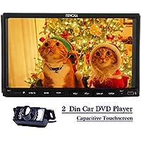 Reverse Camera + 7''inch HD multi-touch zanzariera