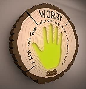 The irish fairy door company interactive worry plaque for The irish fairy door company facebook