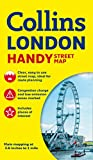 Londres Handy Street map 1:17.500. Collins. (Collins Handy Street Map) [Idioma Inglés]