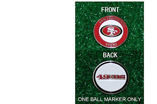 san-fransisco-49ers-nfl-double-sided-ball-single-marker-only