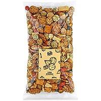 Reisgebäck Mix Superior ● Snack Auf Basis Von Reis ● Low Carb ● 750 g Vorteilspackung ● KoRo