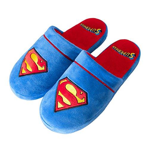 DC Comics Superman pantoufles