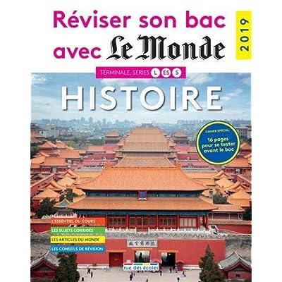 Réviser son bac avec Le Monde 2019 : Histoire
