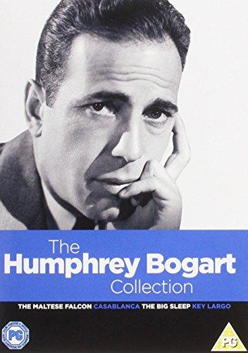 Bild von The Humphrey Bogart Collection - The Maltese Falcon / Casablanca / The Big Sleep / Key Largo [DVD]