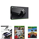 Xbox One X Konsole + Forza Horizon 7 + Grand Theft Auto 5 + PlayerUnknown`s Battlegrounds