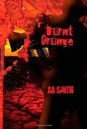 Burnt Grunge Cover Image