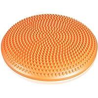 LiveUP Sports - Coussin Disc stabilité Yoga équilibre Antistress diamètre  33 cm Coussin de Massage Gonflable fe518ea4f4b