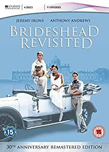 Brideshead Revisited: The Complete Collection (30th Anniversary Remastered Edition) [DVD] [1981]