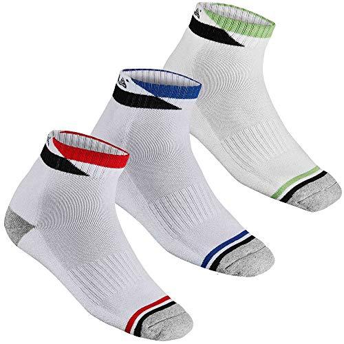 JOOLA Socke Sierro, weiß/blau, 43-45