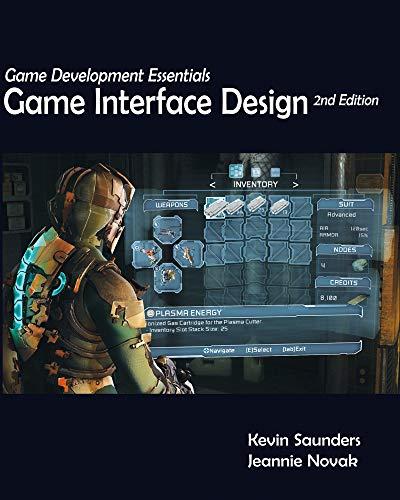 Game Development Essentials: Game Interface Design por Kevin Saunders