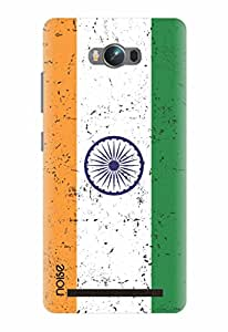 Noise Rugged Indian Flag Printed Cover for Asus Zenfone Max Zc550Kl