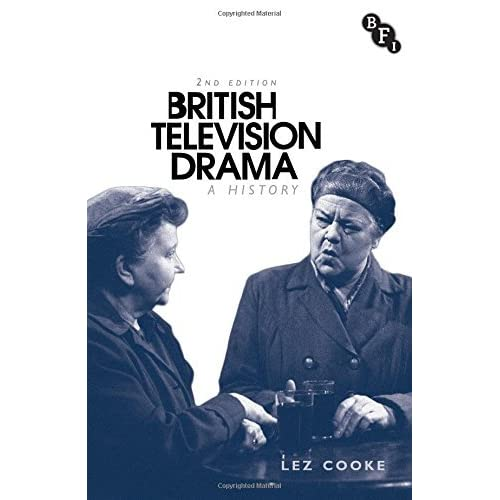 British Television Drama by Lez Cooke (2015-04-20)