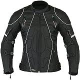 RIDEX Mens Motorbike Motorcycle CJ4 Jacket Wind/ Waterproof CE Armours