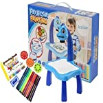 Painting Toy projector Learning Drawing Desk