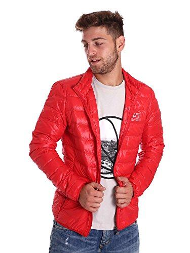 Ea7 emporio armani 8NPB01 PN29Z Down jacket Man Red Xl