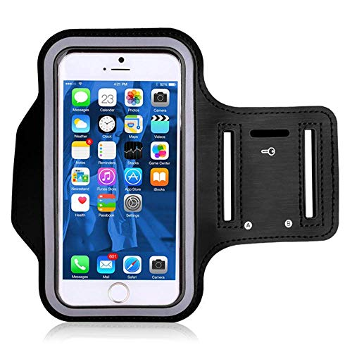 Running Armband for Huawei Honor 4C Honor 7 Enjoy 7 G Play Mini Y3II Y5 Y6  Pro 2017 Adjustable Phone Arm Case for Huawei Ascend G6 P7 Mini P9 Lite