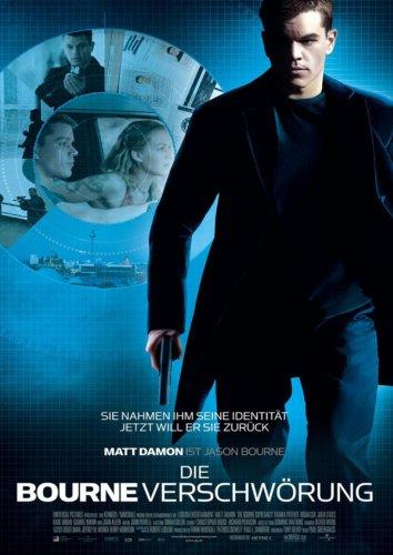 Die Bourne Verschwörung [dt./OV] (Steuer Jason)