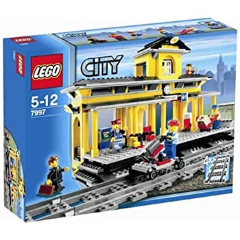 LEGO City 7937: Train Station: Amazon.co.uk: Toys & Games