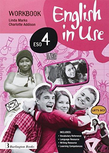 ENGLISH IN USE 4ºESO WB 15 BURIN34ESO