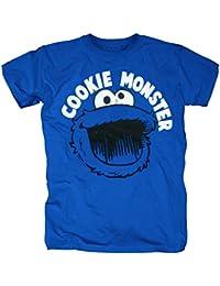 Suchergebnis auf Amazon.de für  Sesamstrasse Shirt - Herren  Bekleidung 85a8e11185