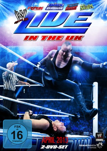 WWE - Live in the UK April 2013 [2 DVDs]