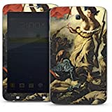 Samsung Galaxy Tab 3 7.0 7.0 Autocollant Protection Film Design Sticker Skin Delacroix France Révolution
