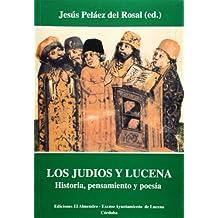Los judíos y Lucena: Historia, pensamiento y poesía (Estudios de Cultura Hebrea)