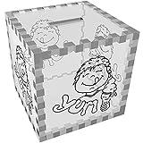 Azeeda 'Yum Eis' Klar Sparbüchse / Spardose (MB00029778)