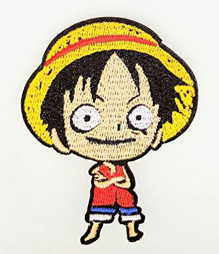 Parche Termoadhesivo One Piece 7x6