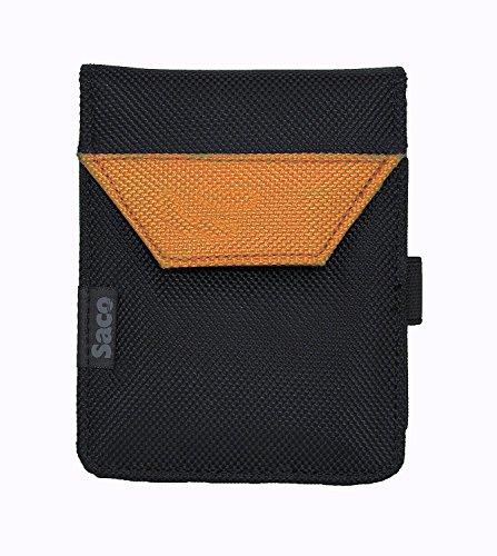 Saco Laptop hard disk plug and play pouch sleeve bag for Terabyte 2.5-inch SATA Laptop portable external harddisk casing - Orange