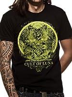 Cult Of Luna - Eternal Kingdom Black T-shirt - Size Large