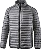 Superdry Mens Core Down Jacket In Grey (X-Large)