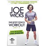 Joe Wicks - Das Body Coach Workout, Level 1-4