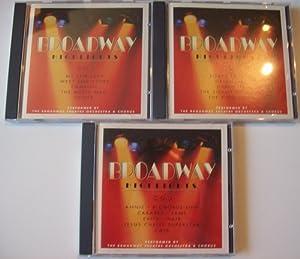 Broadway Highlights, CD1-CD3