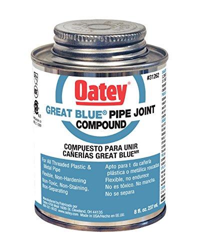 Oatey 31262Tolles Blau Rohr Joint Compound, 8fl. Unze. -