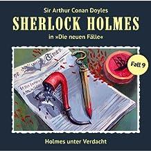 Die neuen Fälle - Fall 09: Holmes unter Verdacht