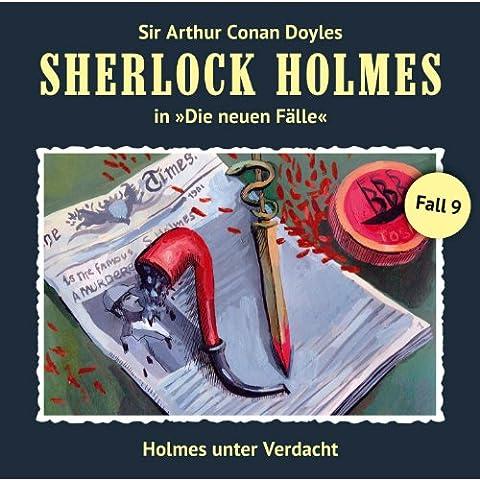 Holmes unter Verdacht, Teil 13