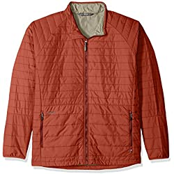 Arborwear Men's Campbell Hill Primaloft Jacket, Auburn, 3X-Large