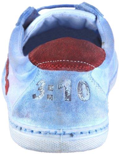 3:10 INYECTADO 4755, Baskets mode homme Bleu-TR-DL