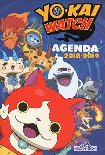Yo-kai Watch - Agenda 2018-2019 par VIZ MEDIA