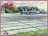 ICM 72214 - Soviet PAG-14 Airfield Plates