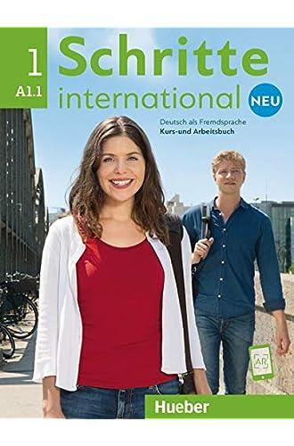 Schritte international. Neu. Deutsch als Fremdsprache. Kursbuch